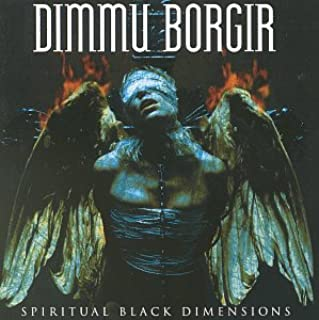 Spiritual Black Dimension