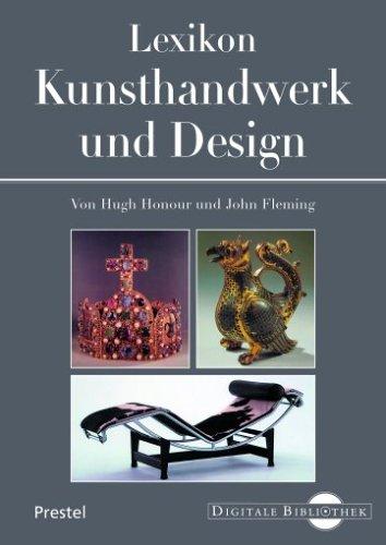 Lexikon Kunsthandwerk und Design