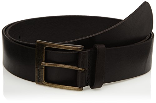 Merc of London Sulton - Ceinture - Uni - Homme - Marron (Dark Brown) - FR: 90 cm (Taille fabricant: S)