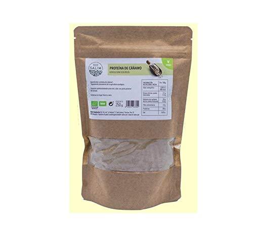 Eco-Salim Hemp Protein Powder Bio