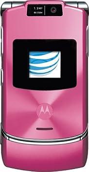 Motorola RAZR V3xx J Phone Pink  AT&T