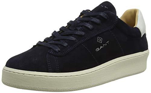 GANT Footwear Herren Tampa Sneaker, Blau (Marine G69), 42 EU