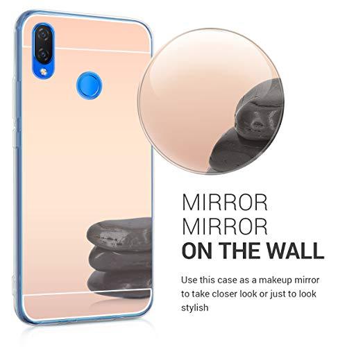 kwmobile Huawei P Smart+ (2018) / Nova 3i Hülle - Handyhülle für Huawei P Smart+ (2018) / Nova 3i - Handy Case in Rosegold - 3