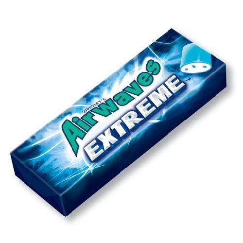 Wrigleys Airwaves Extreme (Pack of 10)