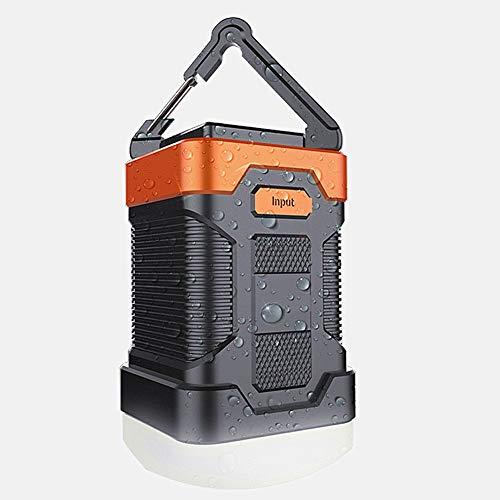 UPPEL LEDテントライト 10000mAhの充電式 アウト ドアライト ミニ 防水 キ LED ランタン 連続点灯200時間 U...