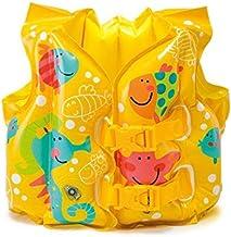 Intex 59661 Tropical Buddies Kids Swim Vest - Multi Color 41 X 30Cm