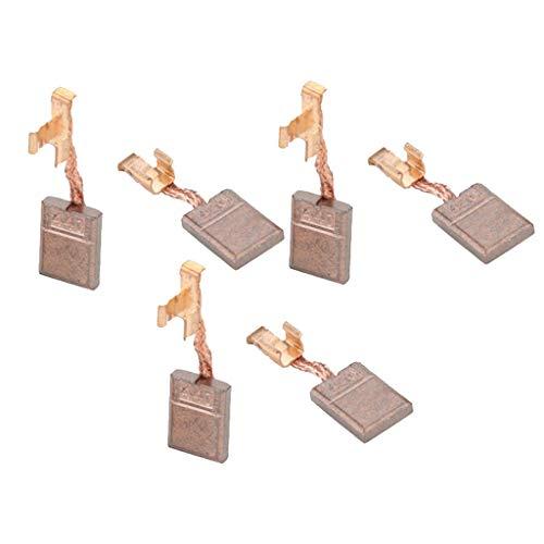 JoyMerit - Juego de 6 escobillas de carbón de repuesto para CB-440 95021-6 194427-5