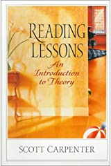 Reading Lessons Pb: An Introduction to Theory Paperback