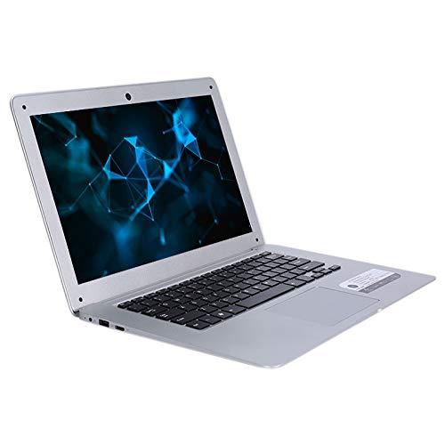 13.3 inch Laptop (Intel Celeron N3350 64 bit ,6GB DDR3 RAM ,64GB eMMC ,10000mAH Battery ,HD Webcam ,Windows 10 OS Preinstalled ,1366 768 FHD IPS Display ) Notebook (Silver)