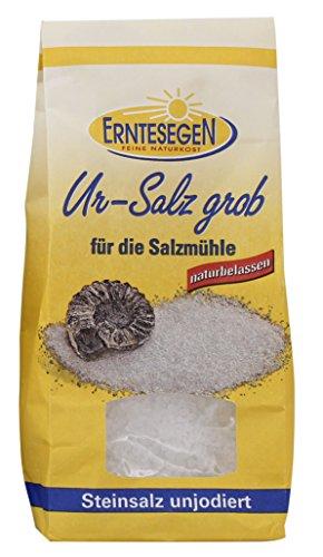 Erntesegen Ur-Salz grob für die Salzmühle (2 x 300 gr)