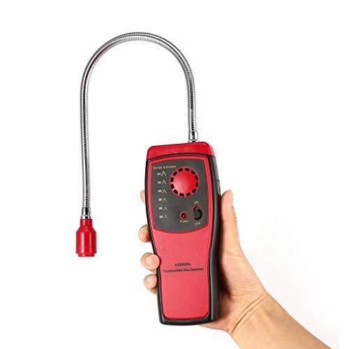 no-branded Brennbares Gas-Detektor Brennbare Gasleck Prüfvorrichtung-Werkzeug Methan-Gas-Leck-Detektor Analyzer XXYHYQHJD