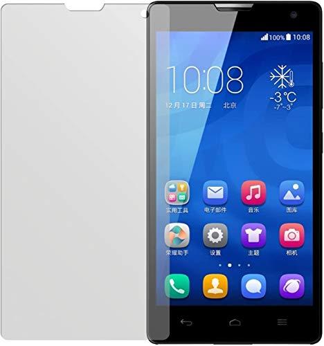 dipos I 6X Schutzfolie matt kompatibel mit Huawei Honor 3C Folie Bildschirmschutzfolie