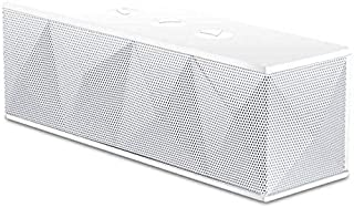 Pyramid Speakers Bluetooth Rechargeable Speaker - White