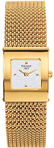 Tissot TISSOT Bellflower Lady 18K Gold T73.3.321.31 Reloj De Pulsera Para Mujeres