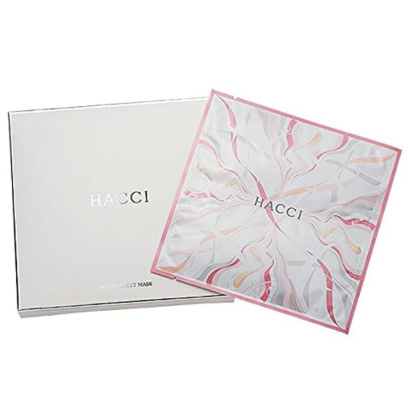 効果的同化する手HACCI ハッチ シートマスク 6枚セット