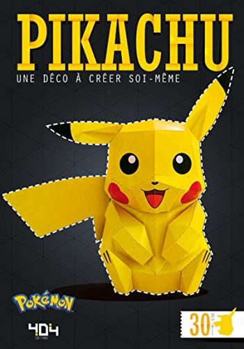 Pikachu : Une déco à créer soi-même
