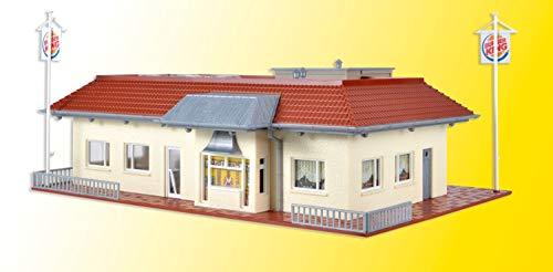 43632 Burger King HO Modelo a Escala