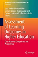 Assessment of Learning Outcomes in Higher Education: Cross-National Comparisons and Perspectives (Methodology of Educational Measurement and Assessment)