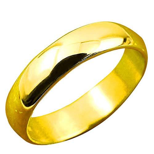 [アトラス]Atrus リング メンズ 純金 24金 幅広 ピンキーリング 婚約指輪 エンゲージリング 地金リング 1-10号 ストレート 指輪 10号