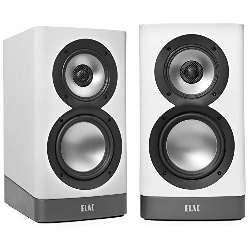 Elac NAVIS ARB51 Black High Gloss - Coppia diffusori amplificati