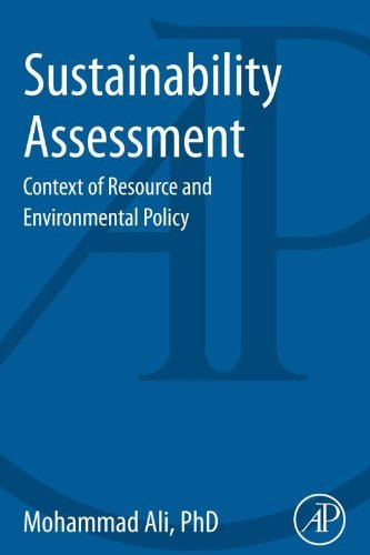 Sustainability Assessment: Context of Resource and Environmental Policy (English Edition)