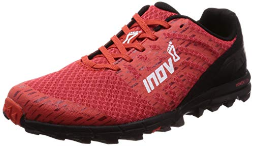 Inov-8 Men's Trailtalon 235 Trail Running Shoe - Red/Black - 000714-RDBK-S-01 (Red/Black - M12.5 / W14)