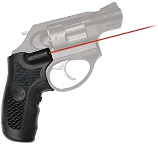 Crimson Trace LG-415 Lasergrips Red Laser Sight Grips for Ruger LCR and LCRx Revolvers