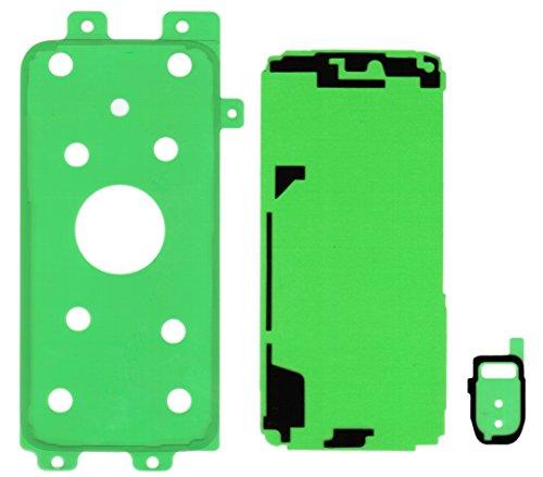 ICONIGON Ersatz für Galaxy S7 (SM-G930F) Klebefolien-Set für Rückseite