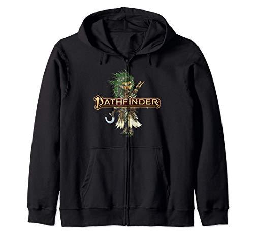 Pathfinder: Lini the Druid Zip Hoodie