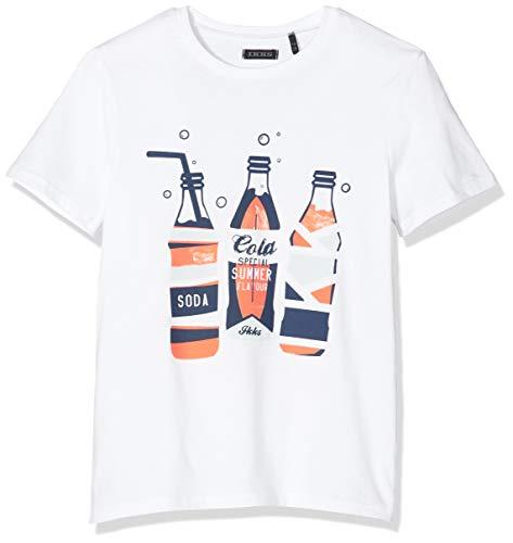IKKS T T-shirt flessen, Cola en Parfum T- jongens