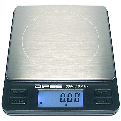 DIPSE Dipse digitale Laborwaage TP-500 x Bild
