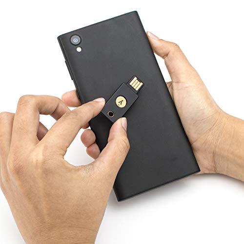 YubiKey 5 NFC (2 Faktor Authentifizierung, USB A) - 3