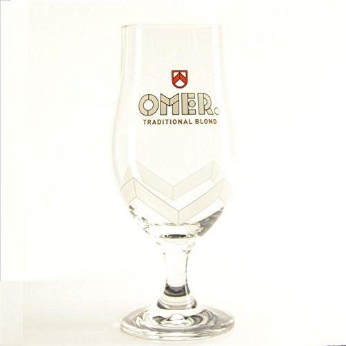 Original OMER birra belga birra in vetro 33CL