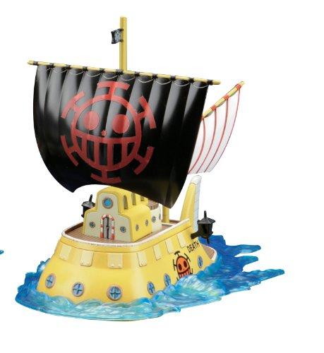 Bandai Hobby Trafalgar Laws Submarine One Piece - Grand Ship Collection