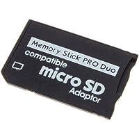 Micro Sd Tf A Ms Pro Duo De Adaptador De Memoria Stick
