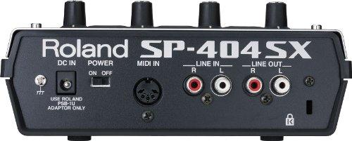 『Roland ローランド コンパクトサンプラー SP-404SX』の4枚目の画像