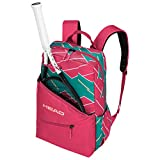 HEAD Women's Backpack Pink/Green Unisex Adult...