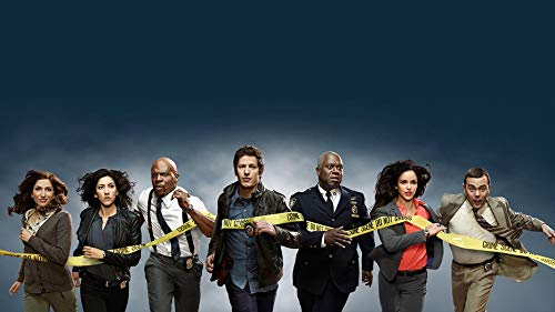 Wayne Dove Brooklyn Nine Nine Season 6 Póster en Seda/Estampados de Seda/Papel Pintado/Decoración de Pared 273576980