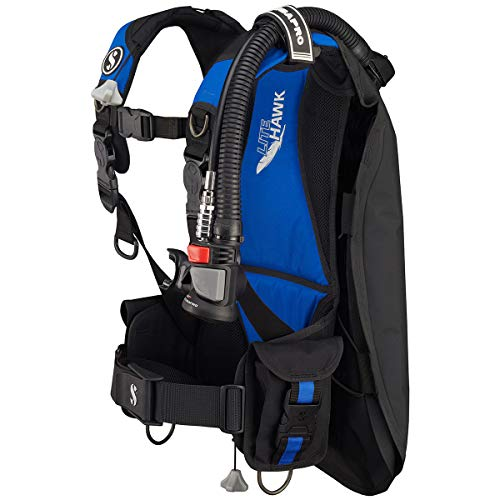 ScubaPro Litehawk BCD with Air 2 (X-Small / Small,...