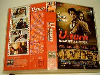 U-turn - Kein Weg zurück VHS