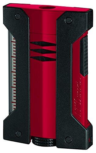 S.T. Dupont Defi Extreme Feuerzeug–Rot