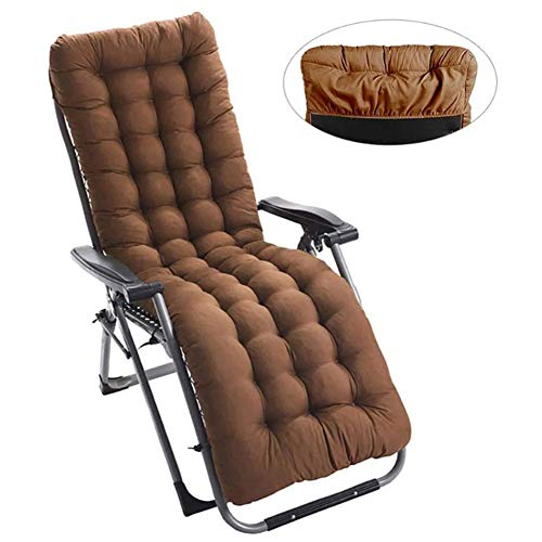 Luy 66.93 20.87 3.15in Cojines de sillón, cojín de Silla reclinable, cojín de Chaise Lounge, cojín de reemplazo, cojín de sillas, cojín de Asiento de sillón, colchoneta Relajante para jardín/Patio t