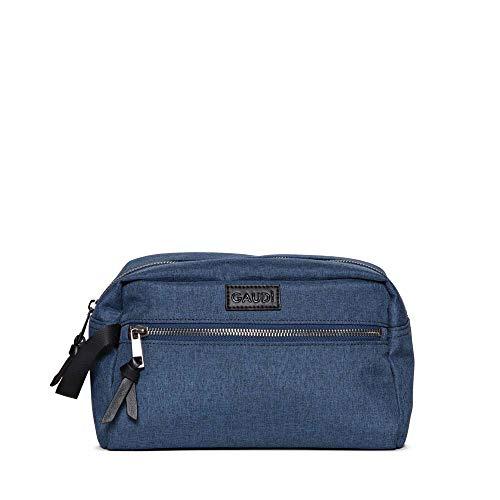 Gaudi Beauty Case - Línea EDO - CV8A-68890-BLUE - 25 x 16 x 12 cm
