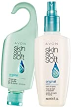 SKIN SO SOFT Original 2-Piece Bath & Body Pair