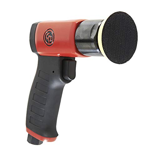 Chicago Pneumatic CP7201 Mini Polisher - Hand Tool with Two Finger Progressive Throttle –...
