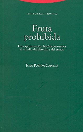 Fruta Prohibida - 5ª Edición (ESTRUCTURAS Y PROCESOS - DERECHO)