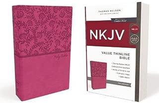 Best nkjv pink bible Reviews
