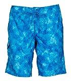 Kanu Surf Women's Plus Marina UPF 50+ Active Swim Board Short (Reg & Plus Sizes), Sydney Blue, 3X