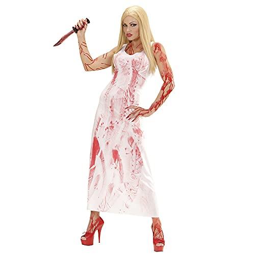 WIDMANN- Sangriento Bloody Mary Disfraz para Mujer, Multicolor, S (00261)