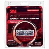 3M 39008 Headlight Lens Restoration System - Quantity 4